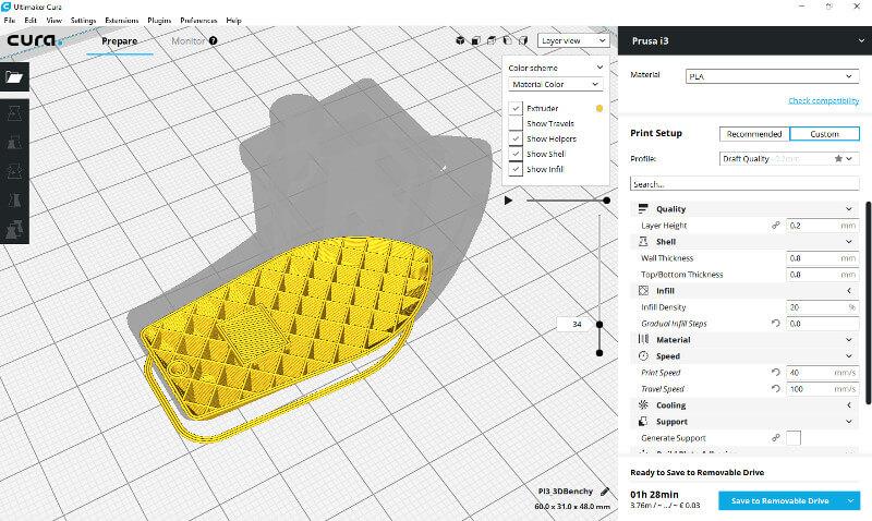 infill-piezas-cura-software-3d