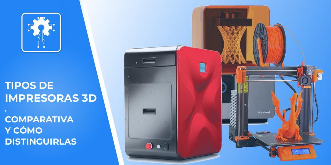 tipos-de-impresoras-3D