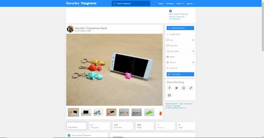 thingiverse-modelos-3d