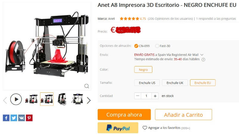 compra-anet-a8-gearbest