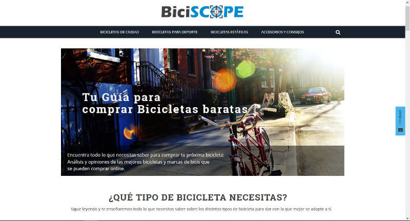 Biciscope