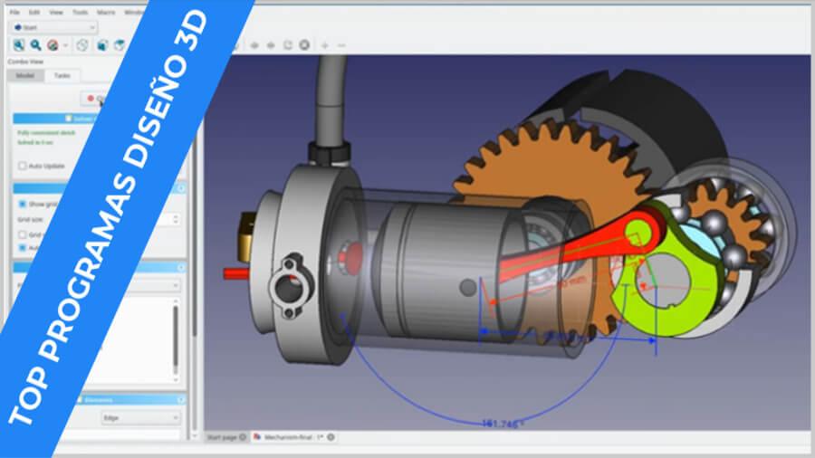 Software para diseño de levas