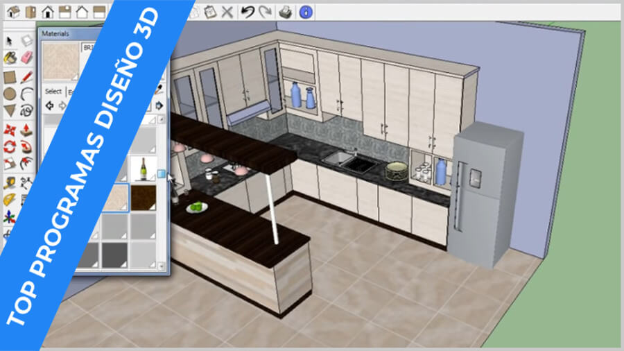 sketchup-mejor-programa-diseño-3d