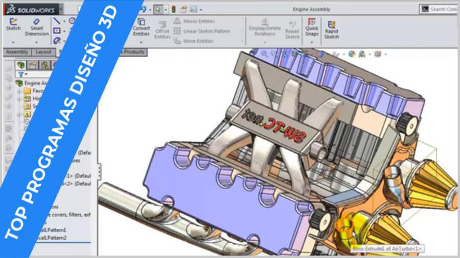 solidworks-mejor-programa-diseño-3d