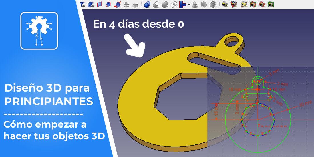 diseño 3d para principiantes