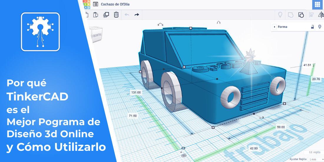 mejor programa diseño 3d online