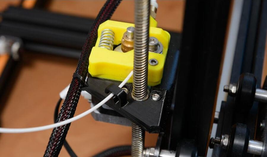 Desviador Filamento CR10