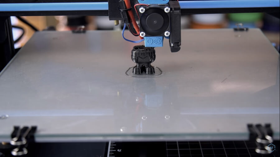 Tercera Prueba de Impresión CR10S