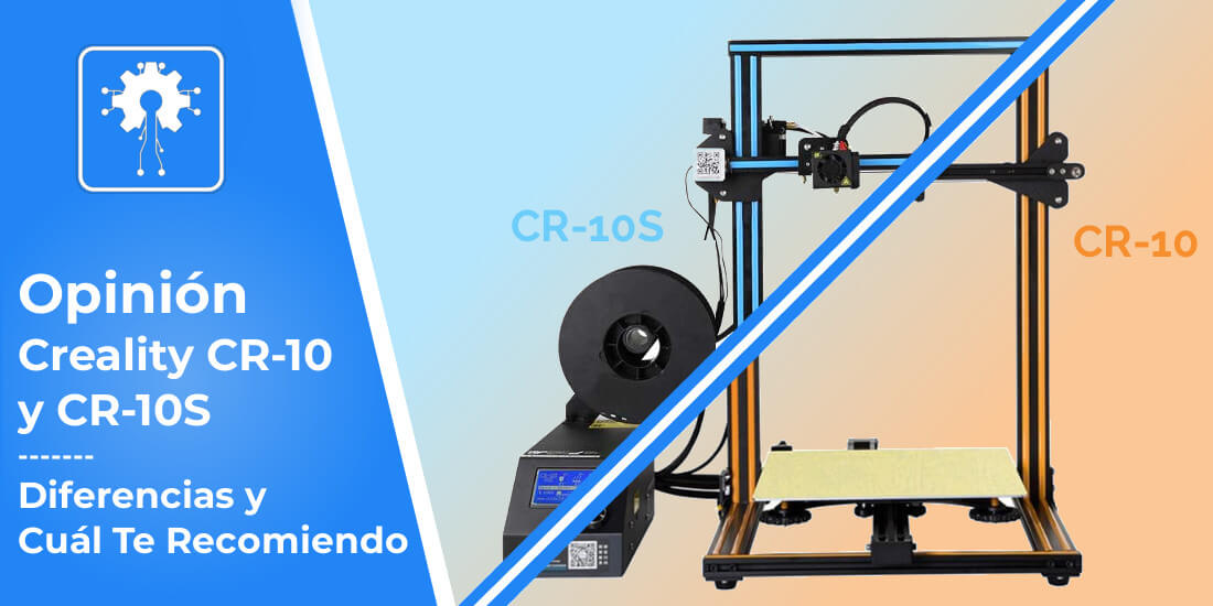 Review Creality CR-10 y CR-10S
