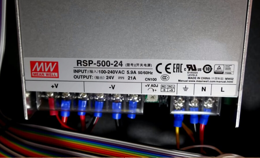 Montaje 4 CR-10S Pro